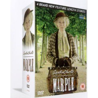 Miss Marple   Series 1 Boxset [4 DVDs] [UK Import]: Marple