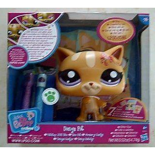 Littlest Pet Shop Online   LPSO Deco Katze   OVP Alle