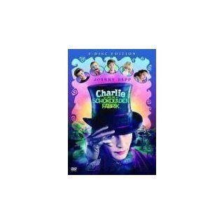 Charlie und die Schokoladenfabrik (2 DVDs) Johnny Depp
