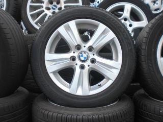 ORIGINAL BMW 1er E87 E88 E81 E82 16 ZOLL ALUFELGEN STYLING 222