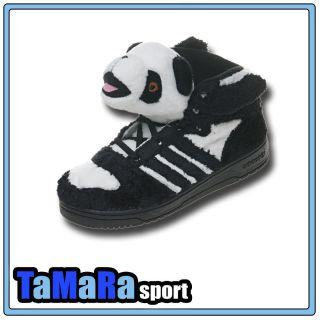G46499 Jeremy Scott JS Panda Bear I Baby Schuhe UVP* 154,95€
