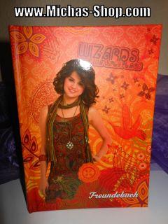 Freundebuch, Freundschaftsbuch DISNEY Die Zauberer vom Waverly Place