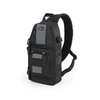 Lowepro SlingShot 102 AW SLR Kamerarucksack schwarz Kamera