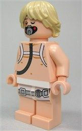 LEGO Star Wars Luke Skywalker (Bacta Tank Outfit) aus Set 7879 (Hoth