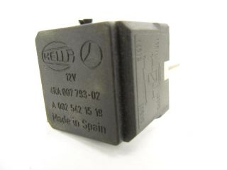 Mercedes W163 ML 320 Relais Relay 0025421519