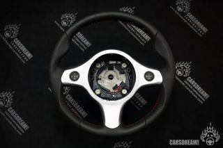 Lederlenkrad Lenkrad Leder Alfa Romeo 159 steering wheel TUNING brera