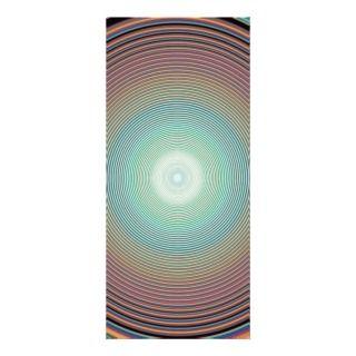 Vector Rainbow Colorful Background 2222 DIGITAL PA Custom Rack Cards