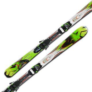 2011/12 + MX 12.0 Herren High Performance Allmountain Ski Set 167 174