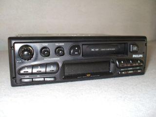 Radio Autoradio ORIGINAL Philips RC 169 Stereo Cassette Philips Car