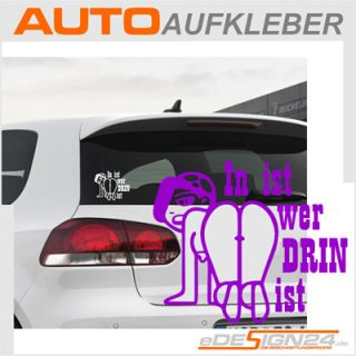 E174 Shocker DUB Aufkleber Sticker VW GOLF AUDI SET