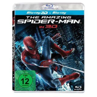 The Amazing Spider Man (+ Blu ray) [Blu ray 3D] Andrew