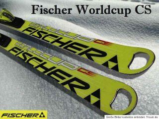 Worldcup CS RC4 Fis Ski länge 165 cm mit Z 11 Bindung (50)