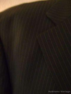 BA10 JAKE`S Herren Sakko Gr. 25   grau Nadelstreifen   ELEGANT