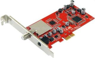 TeVii S471 DVB S2 HDTV PCIe, auch Low Profile, inkl. Fernbedienung