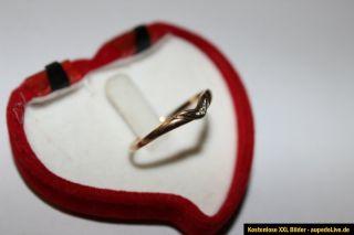 Wunderschöner Luxus Gold Ring 333 Gold 8 Karat MUSTER Sehr edel LUXUS