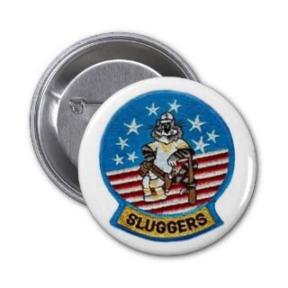 VF 103 Jolly Rogers Cat Pin