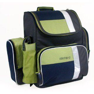 Allerhand AH S BPS 01 SET 110   School Backpack Cool Set   Ranzen Set