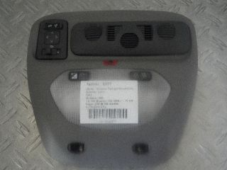 Innenleuchte FIAT Multipla (186) Schalter Aussenspiegel