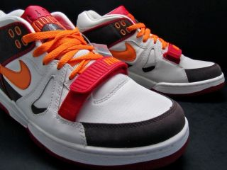 Nike Air Alpha Force II Sz 9 Barkley Retro 307718 181