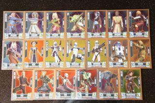 Force Attax Serie 2 alle Star Karten zum aussuchen Nr. 193 212
