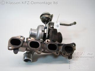 Turbolader Fiat CROMA (194) 1.9 D Multijet (Turbo Turbocharger