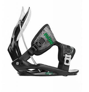 Flow FLITE 2 Snowboard Bindung 2012 NEU   Soft Binding   gr L