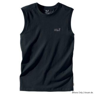 Jack WolfskinBasic Tank Top Men Tanktop, Shirt,schwarz,M/L/XL/XXL