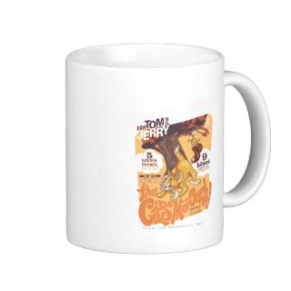 Tom and Jerry The Cats Me Ouch Coffee Mugs