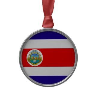 Travel Ornament   Costa Rica