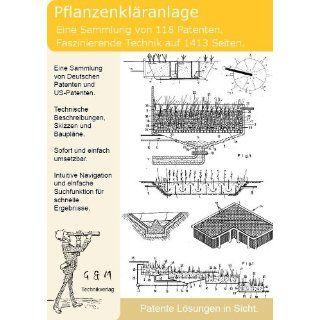 Pflanzenkläranlage selber bauen 118 Patente zeigen wie es geht