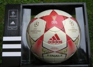 Adidas Champions League Finale Moskau 2008 NEU [188]