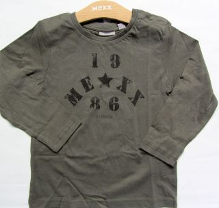 MEXX® Shirt khaki Gr. S   XXL NEU H/W 12/13 Boys (012 9)