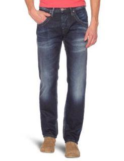 Pepe Jeans Herren Jeans Normaler Bund PM200042F132   TOOTING