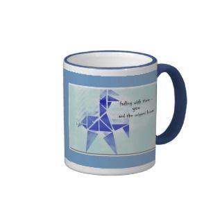 Origami Horse Mug