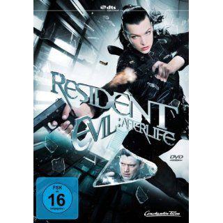 Resident Evil Afterlife Milla Jovovich, Ali Larter, Kim
