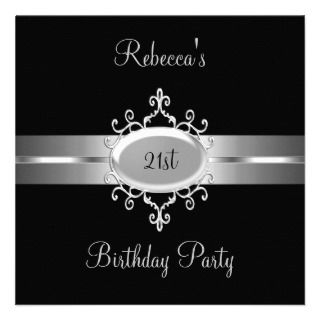 Birthday Invitations, 182 Funny 21st Birthday Announcements & Invites