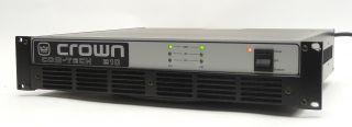 CROWN COM TECH 210 CT 2CH 300W PROFESSIONAL MUSIC AUDIO POWER AMP
