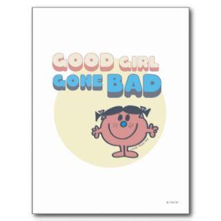 Good Girl Gone Bad Postcards