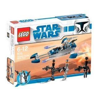 Lego 8015 Star Wars Assassin Droids Battle Pack Spielzeug