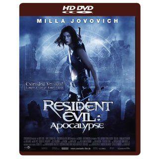 Resident Evil Apocalypse [HD DVD] Milla Jovovich, Thomas