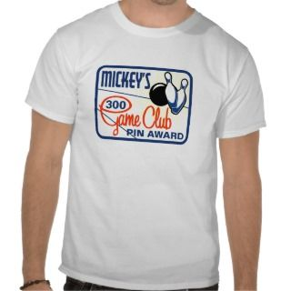 Mickey & Friends Mickeys 300 Game Club Pin Award shir