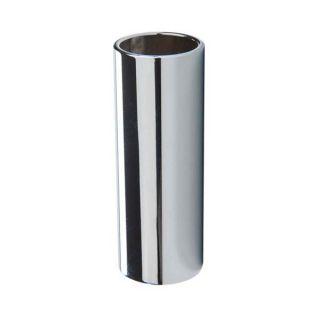 Dunlop 220 Bottleneck Chrome Steel Medium Wall