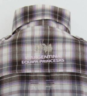 Argentina Bluse Lang Longbluse M 38 Polo St. Moritz