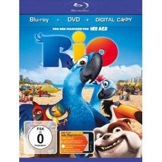 Rio (+ DVD & Digital Copy) [Blu ray] Carlos Saldanha
