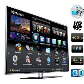 Samsung UE55D6500 138 cm ( (55 Zoll Display),LCD Fernseher,400 Hz