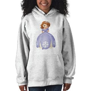 Sofia the First 1 Hooded Pullovers