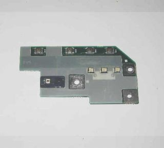 Toshiba S1800 750 Power Button Switch Board FPGFR2 B36088571
