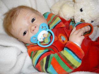 Reborn Reallife Baby Nils BS Josephine von Brit Klinger