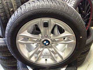 BMW X1 225 50 17 Zoll Du 3D Winterreifen Winterraeder Alufelgen Sty