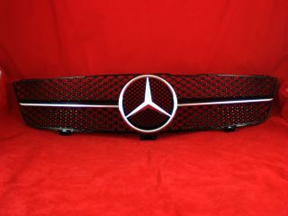 Mercedes W219 C219 CLS ab 2008 AMG new Style Kühlergrill Grill